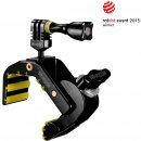 iSHOXS Shark - Universal Action-Kamera Mount (28-65mm...