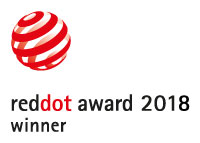iSHOXS Red Dot design award 2018